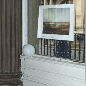 Installation view: Juliette Blightman, »We forget the place we're in«, 2011, British Art Show 7, traveling to various locations, England UK.