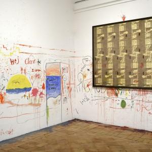 Installation view: Danh Vo, »Chung ga opla«, Villa Medici, Rome, 11.01.2013–10.02.2013.