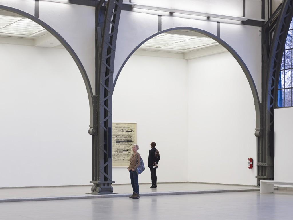 Susan Philipsz. »Part File Score«. 2014. Installation view.