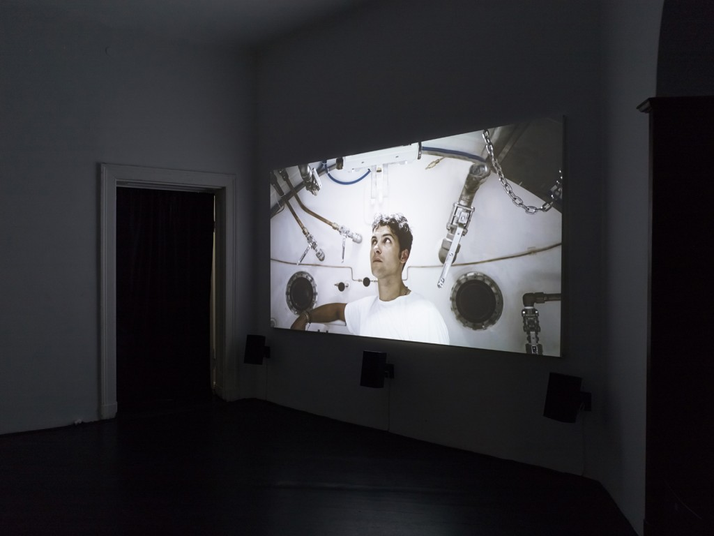 Yuri Ancarani, »Piattaforma Luna«, 2011