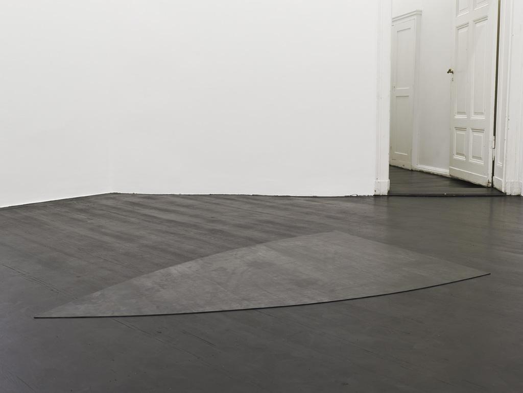Installation view:  Jay Chung & Q Takeki Maeda, Galerie Isabella Bortolozzi, Berlin 12.09.14–01.11.14