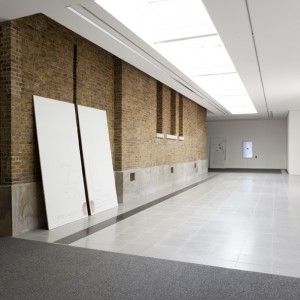 Installation view: Ed Atkins, Serpentine Sackler Gallery, London