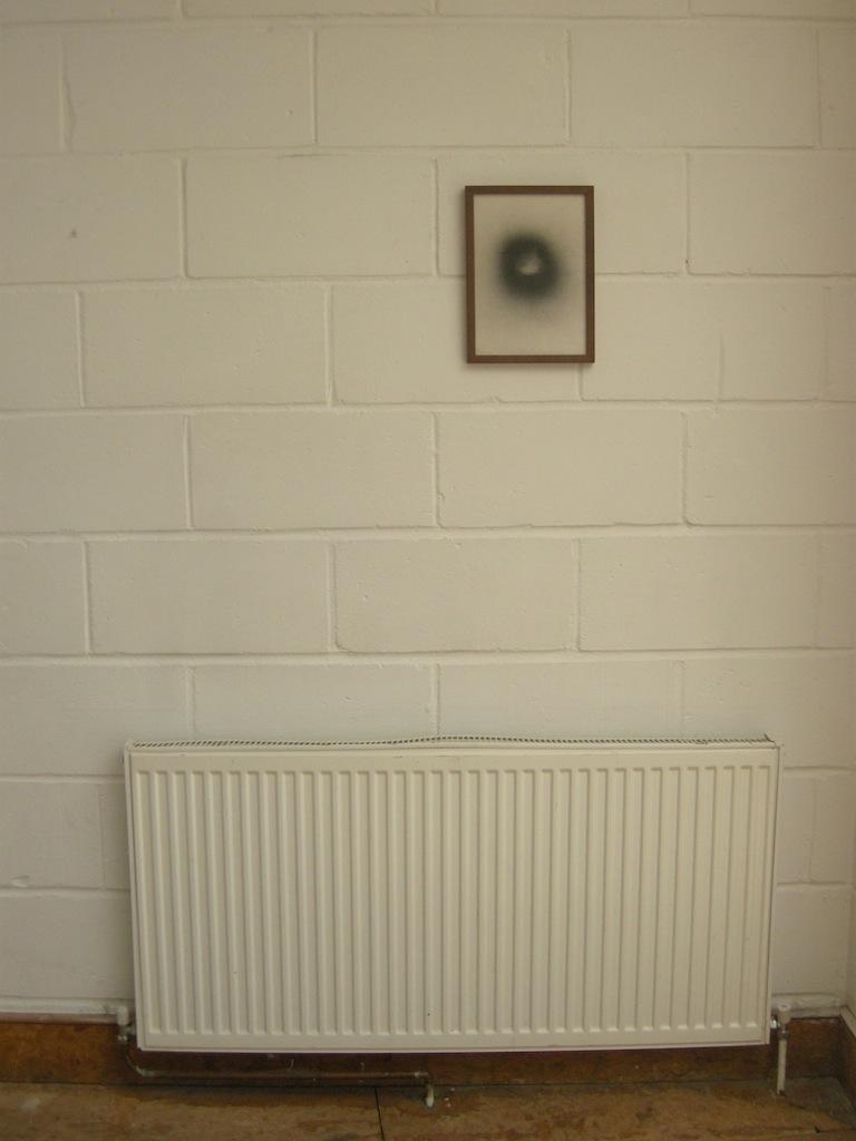 Installation view: Units of Attention: Juliette Blightman & Robin Watkins, Flat Time House, London