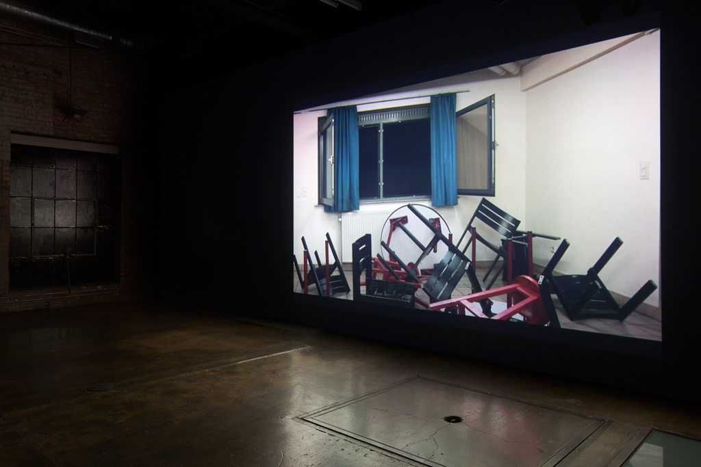Jos de Gruyter & Harald Thys, »Ten Weyngaert, 2008«, video, Duration : 26 minutes