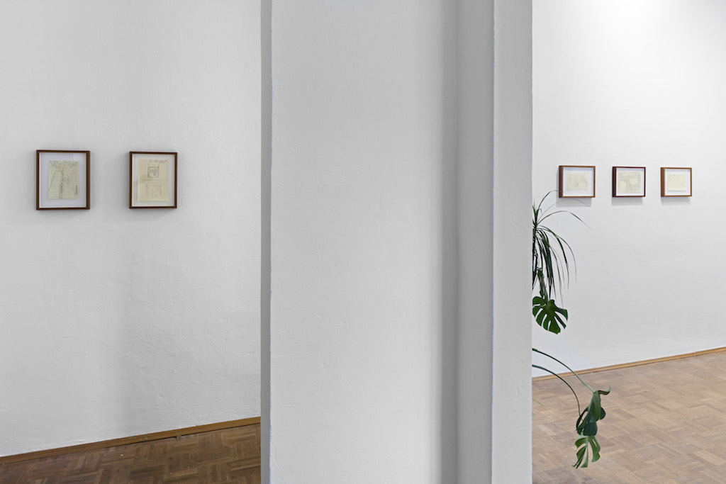 Installation view: »Transparencies«, Bielefelder Kunstverein, Bielefeld, 07.11.15—17.01.16