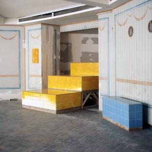 Calla Henkel and Max Pitegoff, »Schinkel Klause«, Schinkel Pavillon, 2016