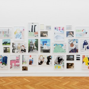 Juliette Blightman, »Extimacy«, installation view,Kunsthalle Bern, 24.09.16-13.11.16