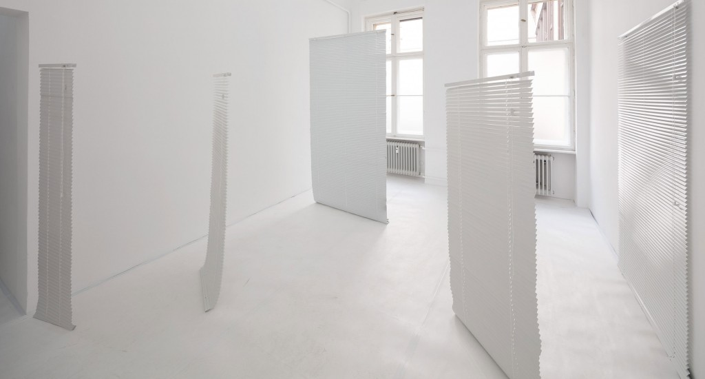 Installation View, Cent Dent, at Galerie Isabella Bortolozzi