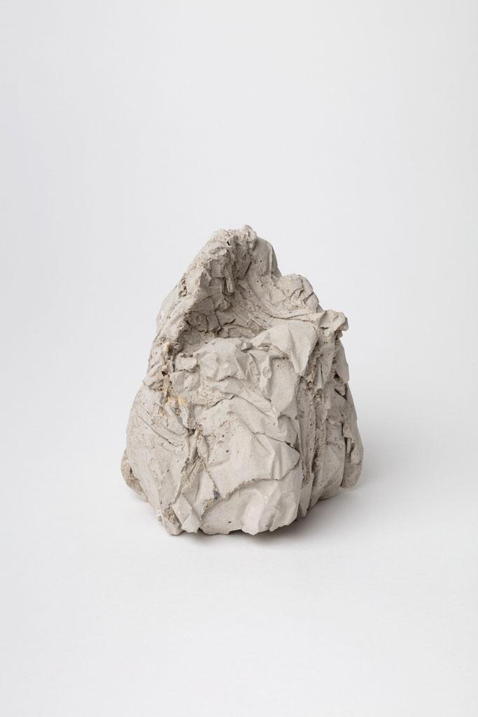 Corner Tooth, concrete, 2017