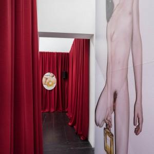 Symonds, Pearmain, Lebon 'Iron Lady' at Galerie Isabella Bortolozzi, Berlin 29.04.2017 -  17.06.2017 Photo: Mark Blower Photo: Mark Blower