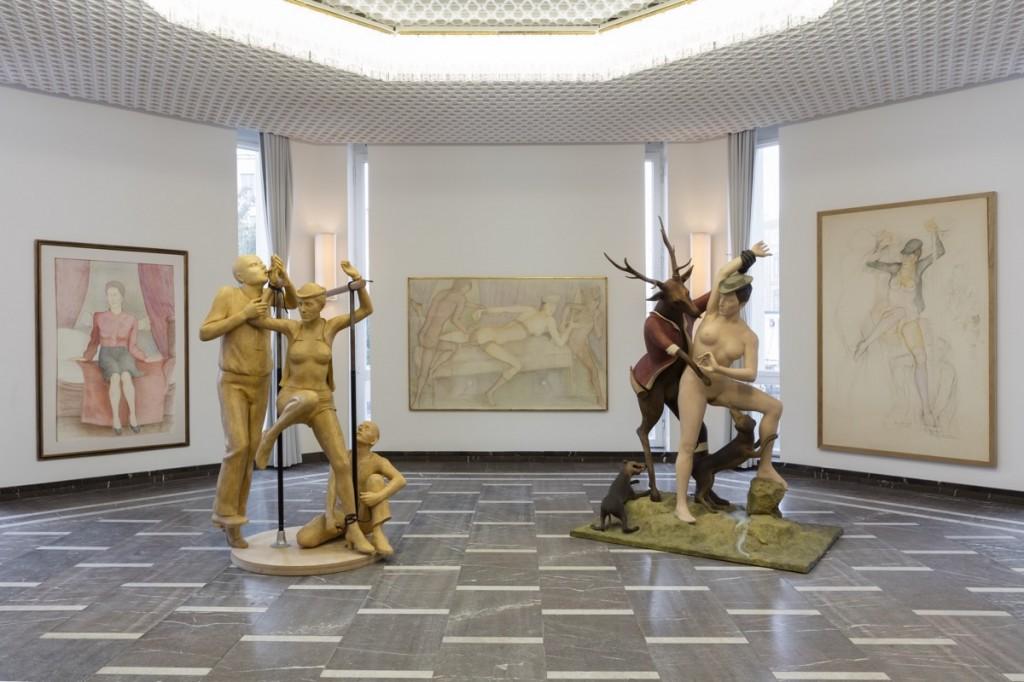 Pierre Klossowski - Roberte Ce Soir, 18.03.17 - 14.05.17 Schinkel Pavillon, Andrea Rossetti