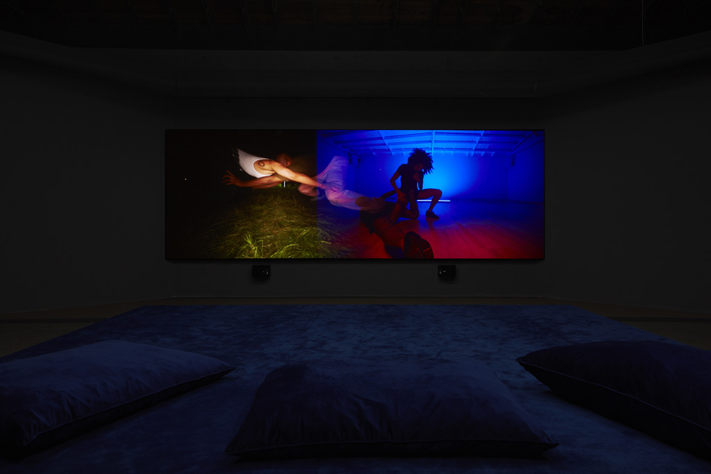 Wu Tsang, We Hold Where Study