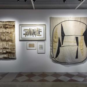 Installation view, Carol Rama, Spazio anche più che tempo  08.05.17–28.06.17
