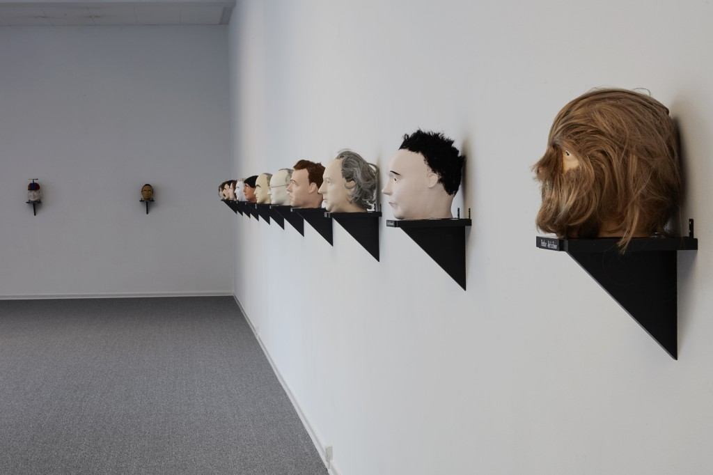 Installation view, Konkurs Eksperten, Kunsthal Aarhus, Aarhus, 2018