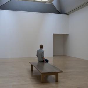 Susan Philipsz, »Lowlands«, 2008. Three Channel Sound Installation. Installation View: Turner Prize 2010, Tate Britain, London.