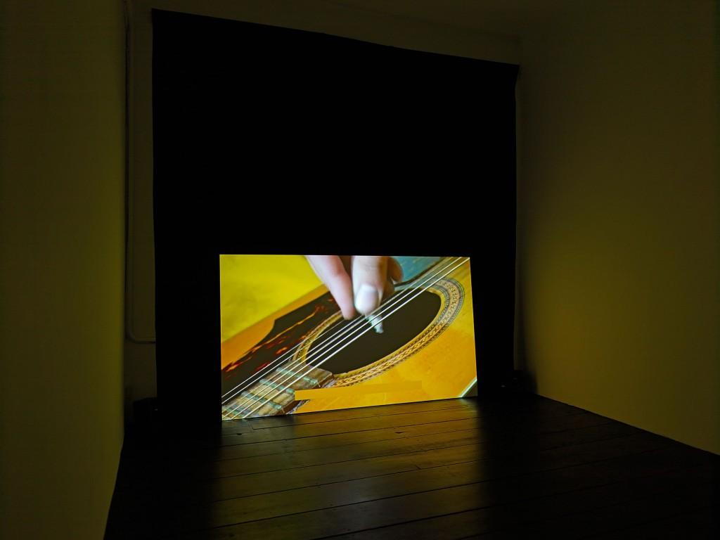 Ed Atkins, »Paris Green (still)«, 2009. HD video. Duration 7:37 minutes.