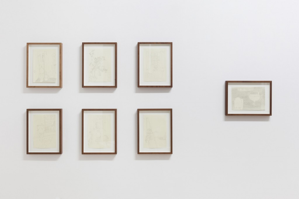Juliette Blightman. »Installation View«. 2013.