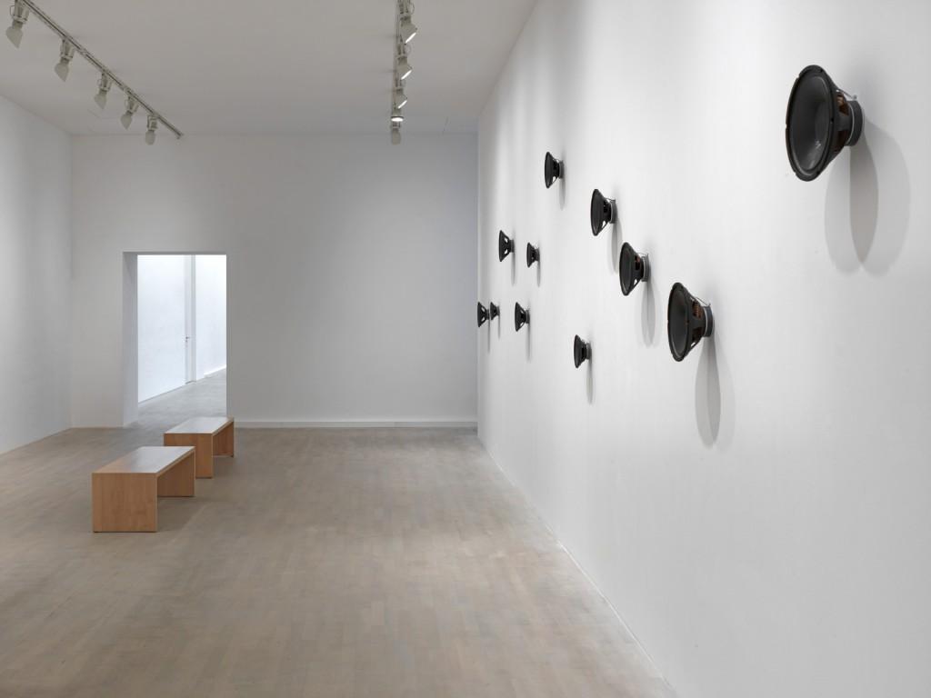 Susan Philipsz. »The Missing String«. 2013. 24 channel sound installation. 36:47