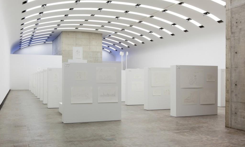 Jos de Gruyter & Harald Thys. »Das Wunder des Lebens«. 2014. Installation view.