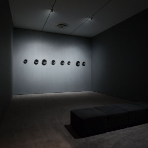 Susan Philipsz. »Study For Strings«. 2012. Installation view. Sound Installation.