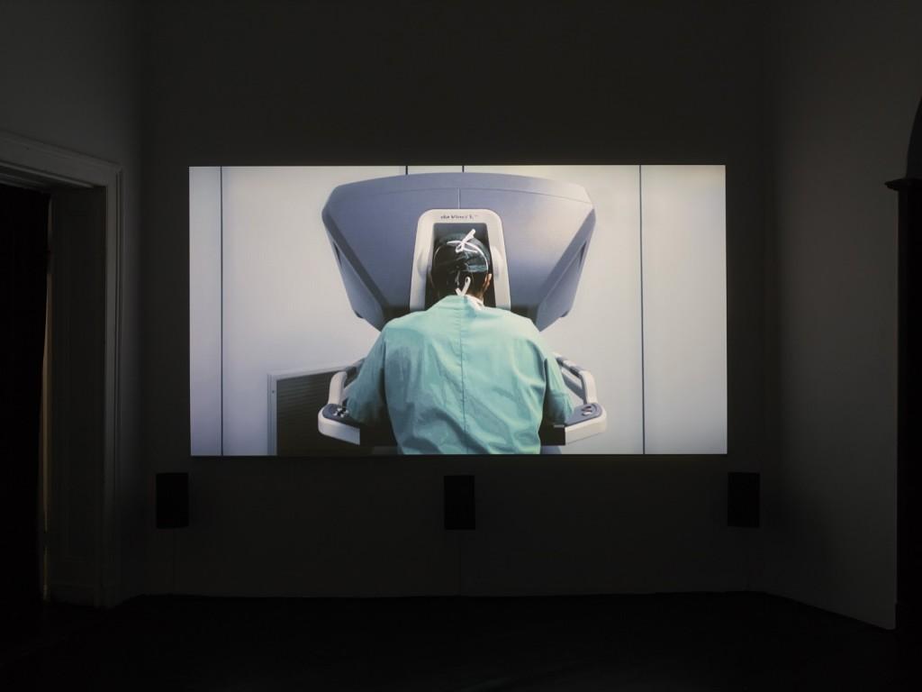 Yuri Ancarani, »Da Vinci«, 2012, 35mm film, colour, 5.1 Dolby Digital, Duration: 25 minutes