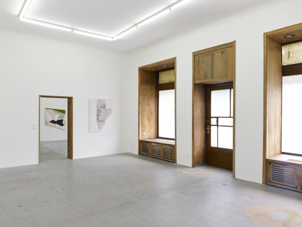 Installation View: Seth Price. Eden Eden, Berlin. 01.05.14-30.06.14