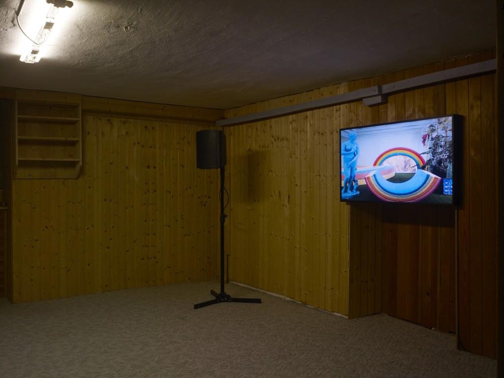 Installation View: Seth Price. Eden Eden, Berlin. 01.05.14-30.06.14