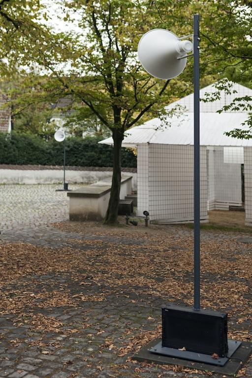 Susan Philipsz, »Bielefeld Contemporary«, installation view, Bielefelder Kunsteverein, Bielefeld, 14.09.14-16.11.14