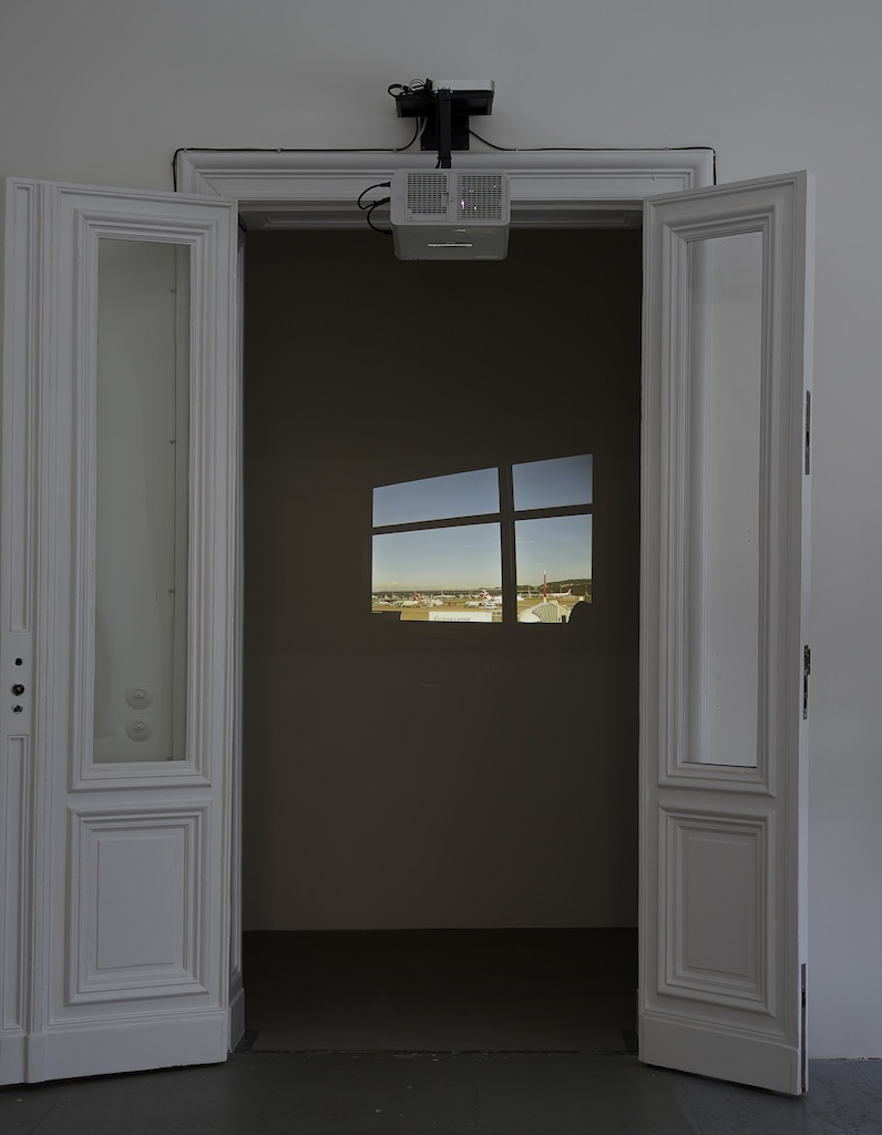 Juliette Blightman, »Come inside, bitte«, installation view,<br/>Eden Eden, Berlin, 14.02.15-04.04.15