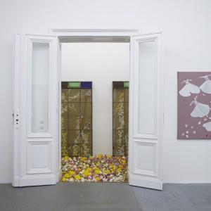 Aldo Mondino, 'Rules for Illusions', installation view, Eden Eden, Berlin, 29.04.15—19.09.15