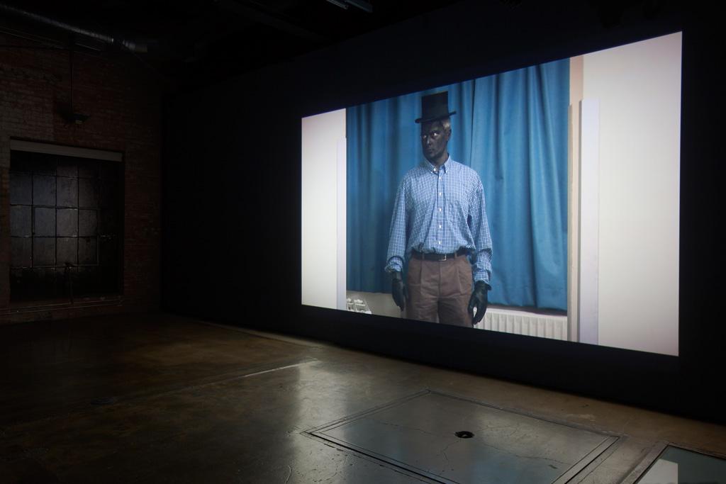 Jos de Gruyter & Harald Thys, »Ten Weyngaert, 2008«, video, Duration : 26 minutes