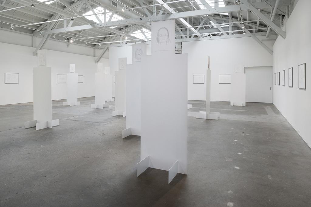 Jos de Gruyter & Harald Thys, 'Tram 3',<br>Installation view, CCA Wattis, San Francisco,<br>21.01.15 - 18.04.15