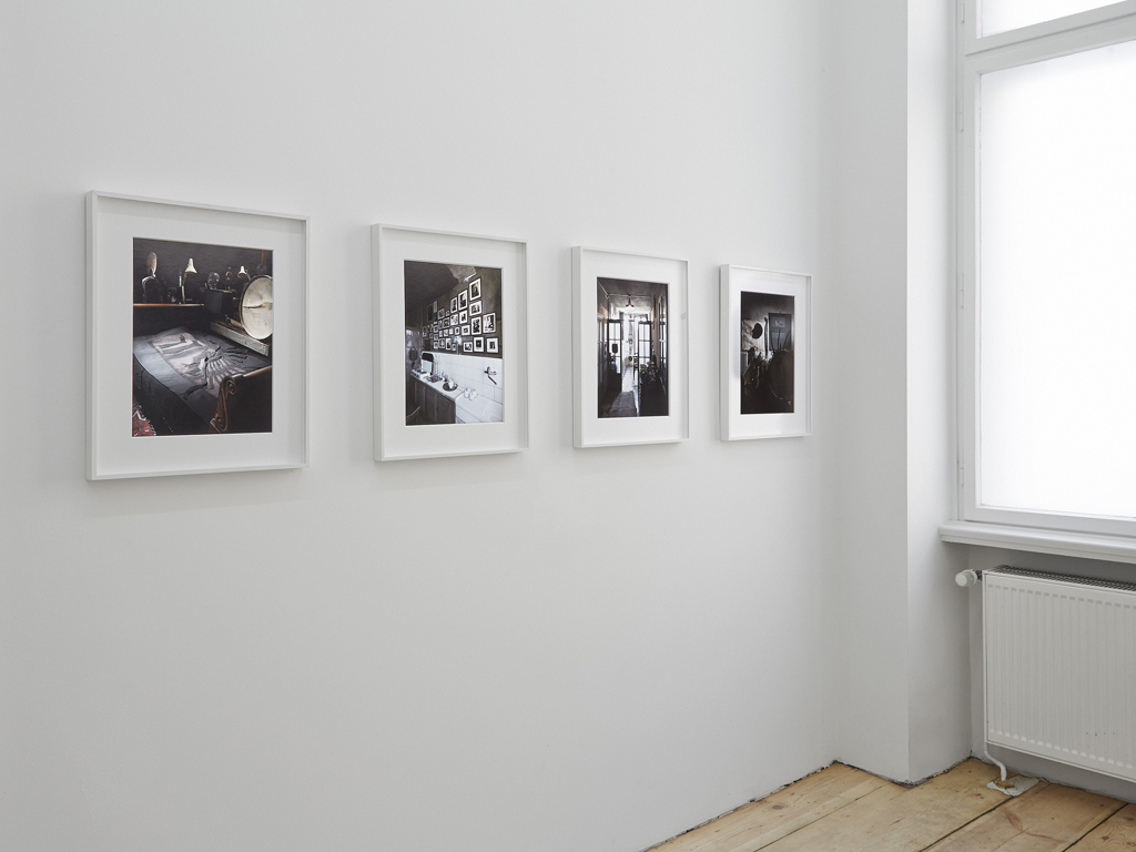 Inside Carol Rama, photographs by Bepi Ghiotti, Installation view, Eden Eden, Berlin, 09.02.16—05.03.16