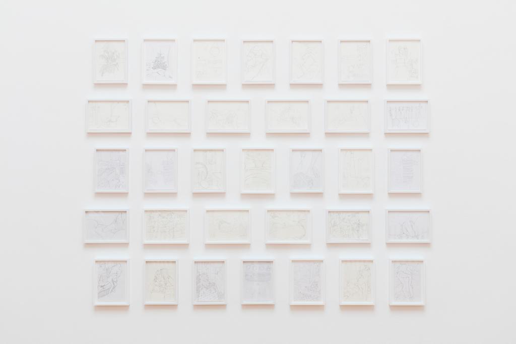 Juliette Blightman, »Extimacy«, installation view,<br/>Kunsthalle Bern, 24.09.16-13.11.16