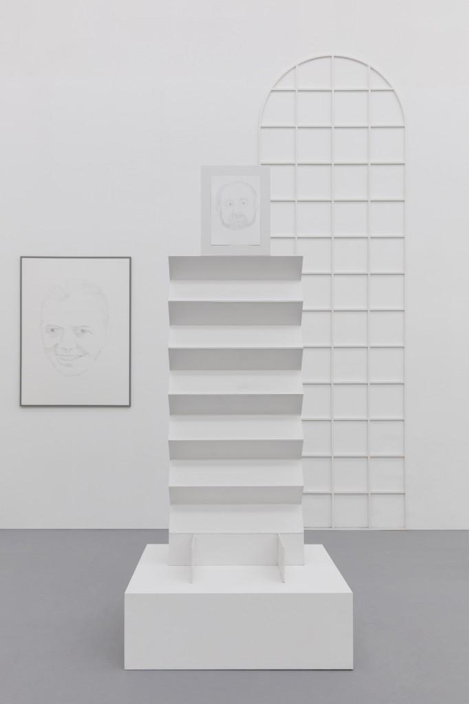 Installation view, ELEGANTIA, Palazzo della Triennale, Triennale di Milano, 28.01.16  - 19.03.17