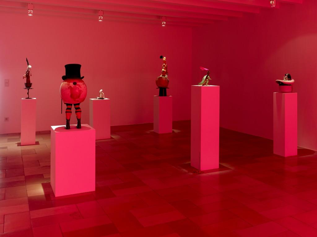 Danny McDonald, The Beads & Other Objects, Kölnischer Kunstverein, Cologne, 27.4.17 – 11.6.17