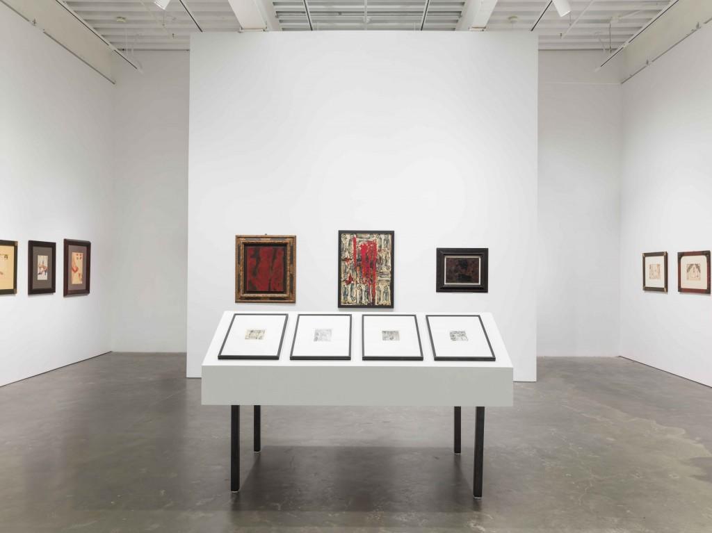 Carol Rama, Antibodies, 2017, New Museum, New York. 26.04.17-10.09.17 Photo: Maris Hutchinson