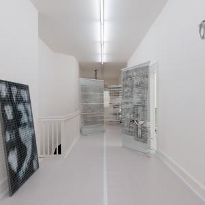 Nora Schultz, Installation view, Kunstverein Braunschweig, Villa Salve Hospes, 09.09.17—12.11.17