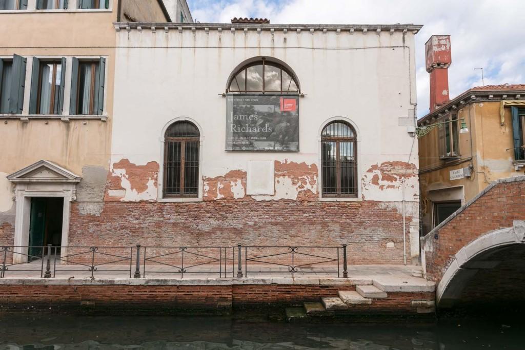 James Richards, Wales in Venice, Santa Maria Ausiliatrice, 13.05.17 – 26.11.17 Photo Mark Blower