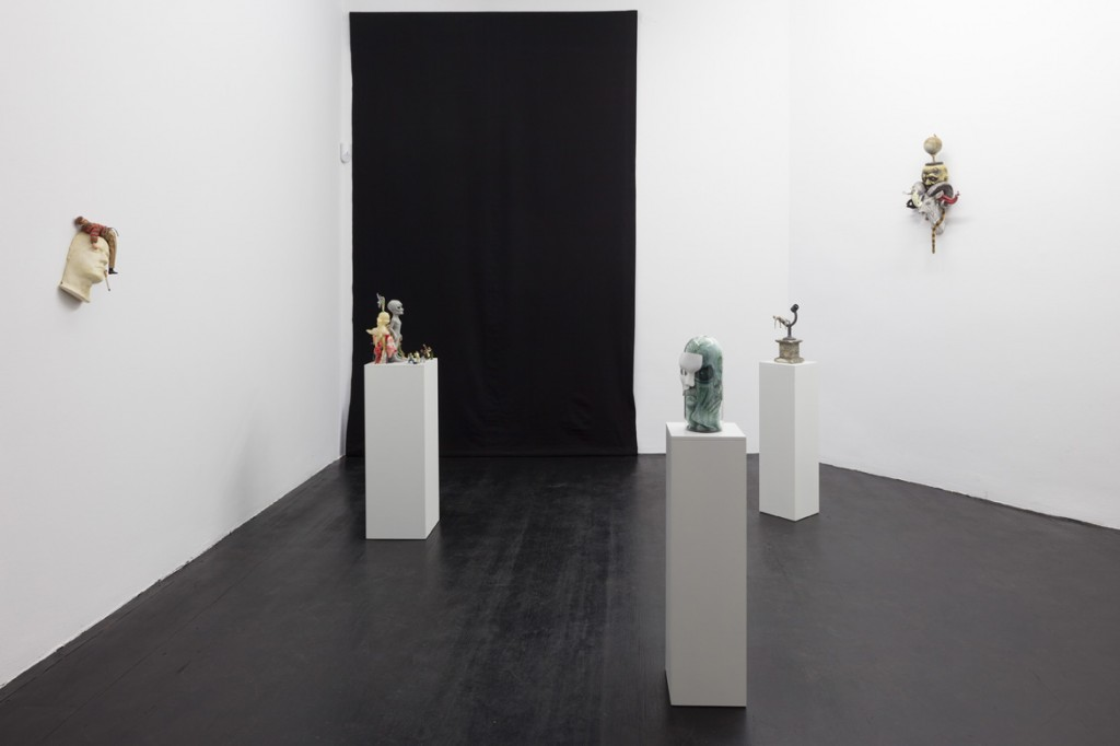 Installation view, Danny McDonald, Search Parameters, Galerie Isabella Bortolozzi, Berlin, 2018