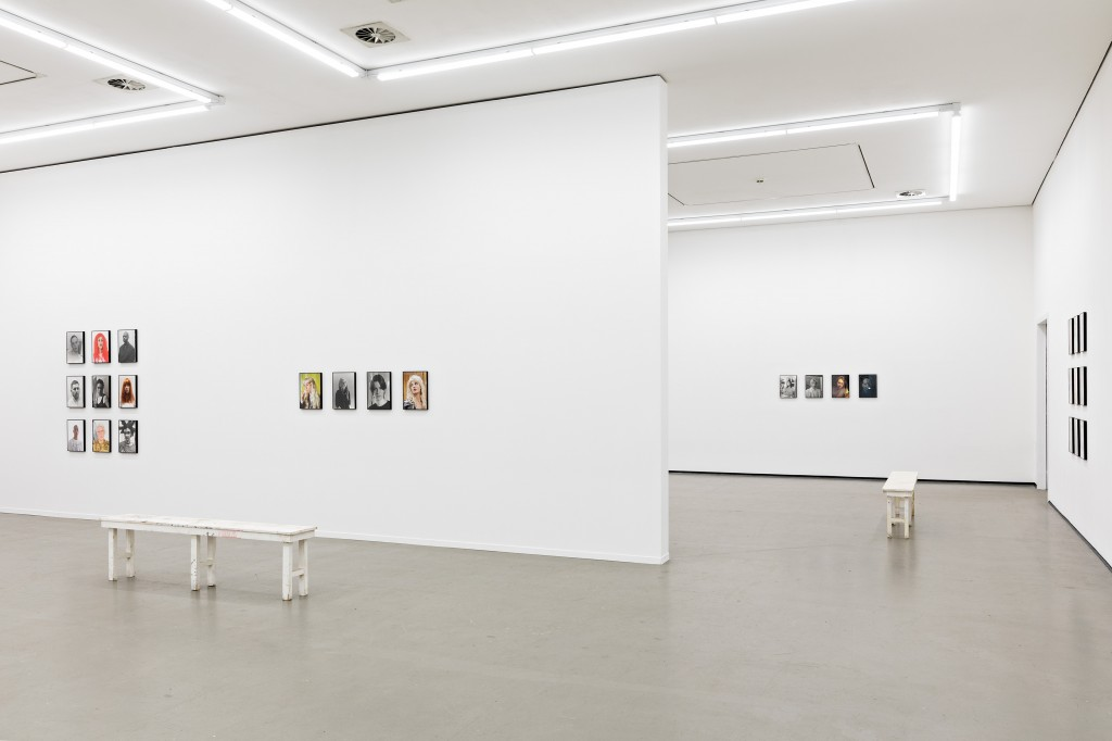 Installation view, Calla Henkel and Max Pitegoff, Kunstverein Hamburg, Hamburg, 2018  Photo: Fred Dott