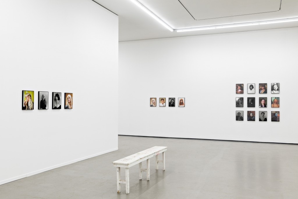 Installation view, Calla Henkel and Max Pitegoff, Kunstverein Hamburg, Hamburg, 2018 